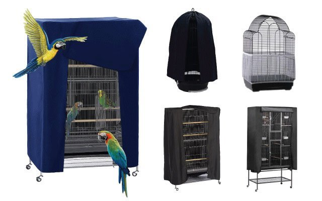 10 Best Bird Cage Covers Ever